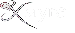 Xmyra - The First Free Adult Community Logo
